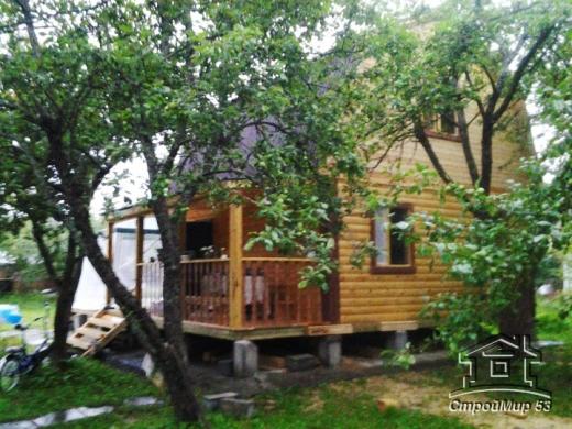 Строительство дома в СНТ (садовом товариществе)