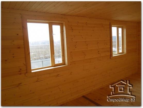 окна в комнате
