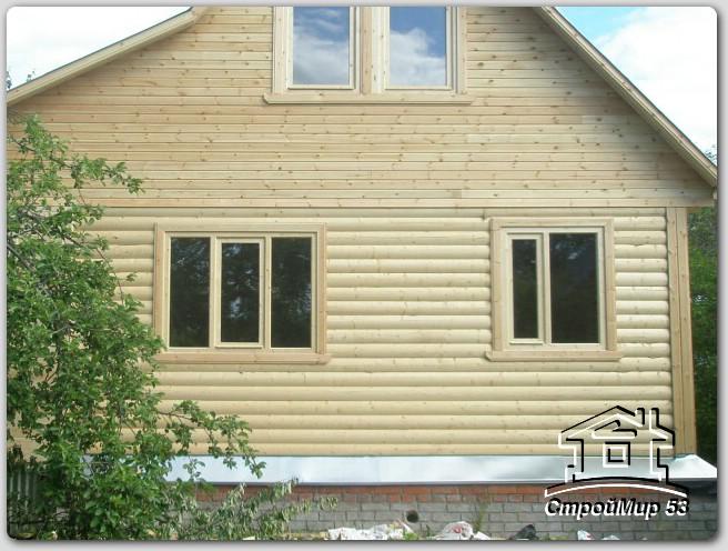 Построить дом своими руками недорого из пеноблоков