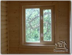 окно в доме