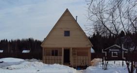 Дачные домики эконом класса недорого