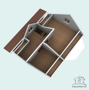внутренний вид 2 этажа