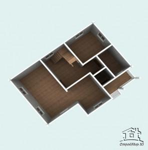 внутренний виде 1 этажа