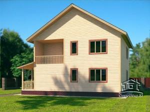Проект большого дома (проект Д-93)
