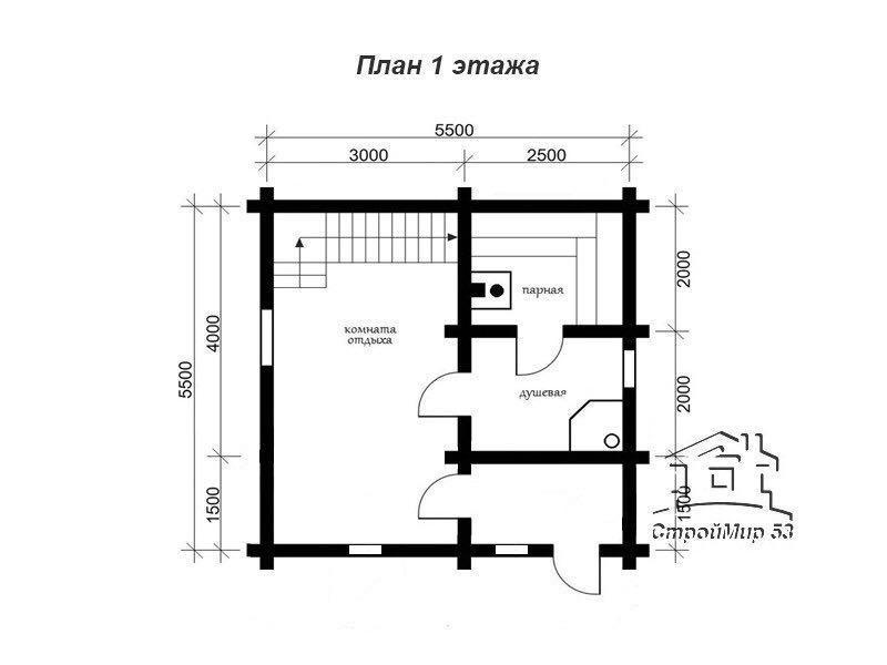 Баня в Одинцовском районе