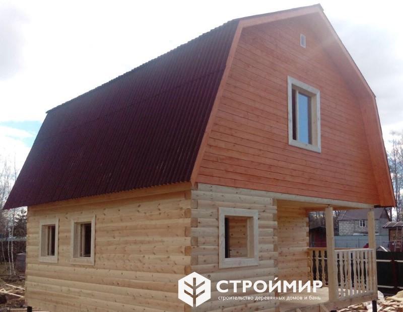 Баня в Калужской области