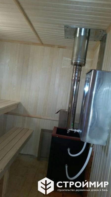 Баня под ключ в Кимрах