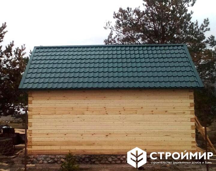 Баня в Псковской области