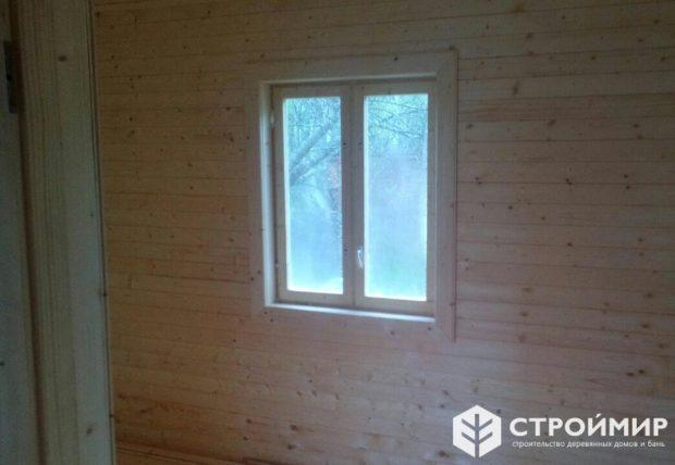Каркасный дом во Владимирской области