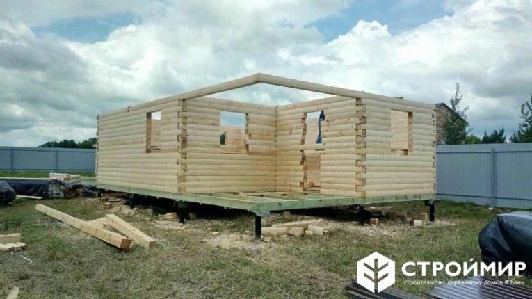 строительство бани в Рязани