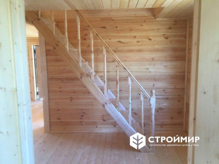 Чем внутри отделать дом из бруса?