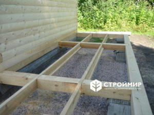 Баня в Ленинградской области