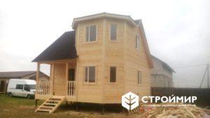 Каркасный дом в Домодедовском районе