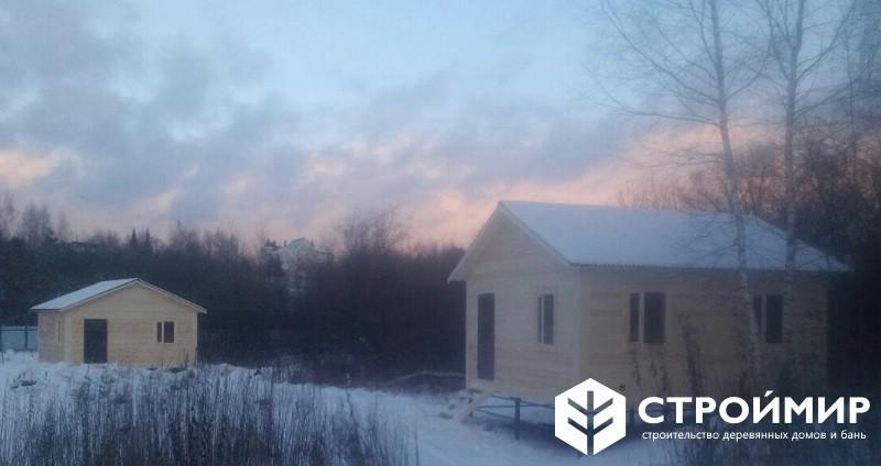 Каркасные дома в Одинцово
