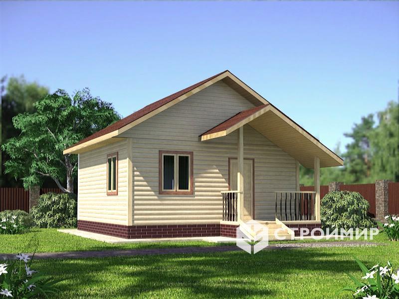 Проект дома (Д-103)