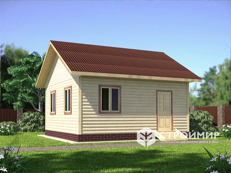 Проект дома (Д-107)