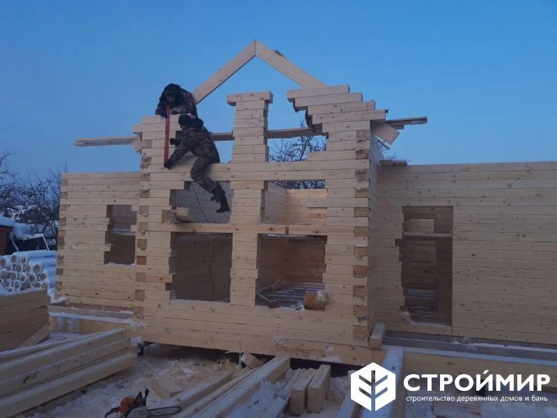 Фото одноэтажного дома 8х11