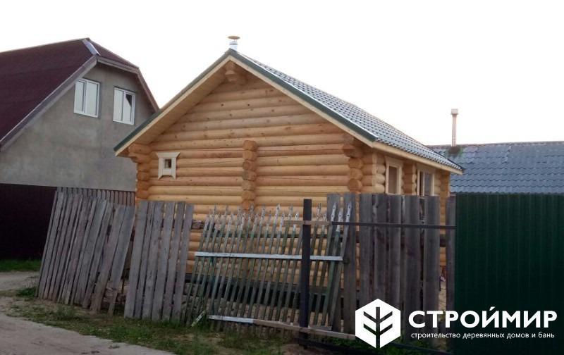 Фото бани в Солнечногорске