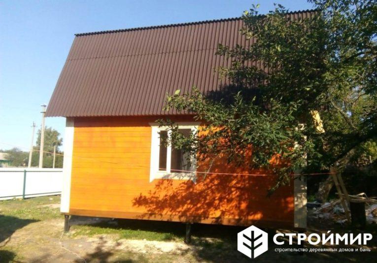 Дом по проекту Д-34