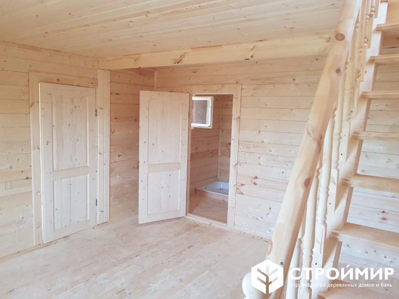 Строительство бани в Шаховском районе