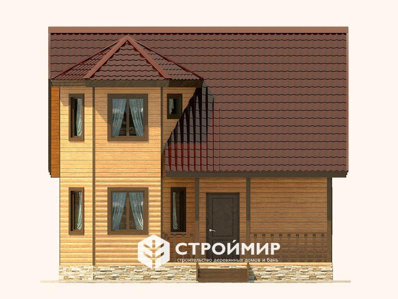 Проект дома (Д-109)