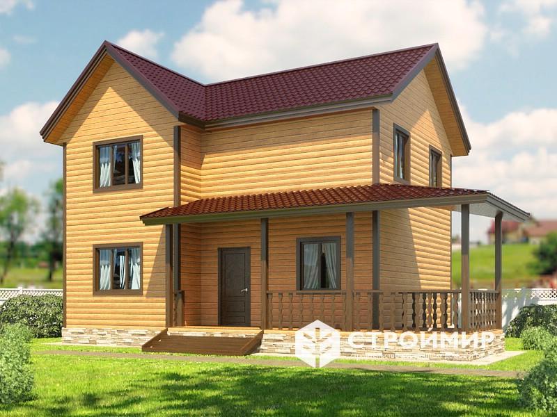 Проект дома 7х9 (Д-114)