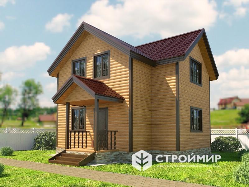 Проект дома (Д-110)