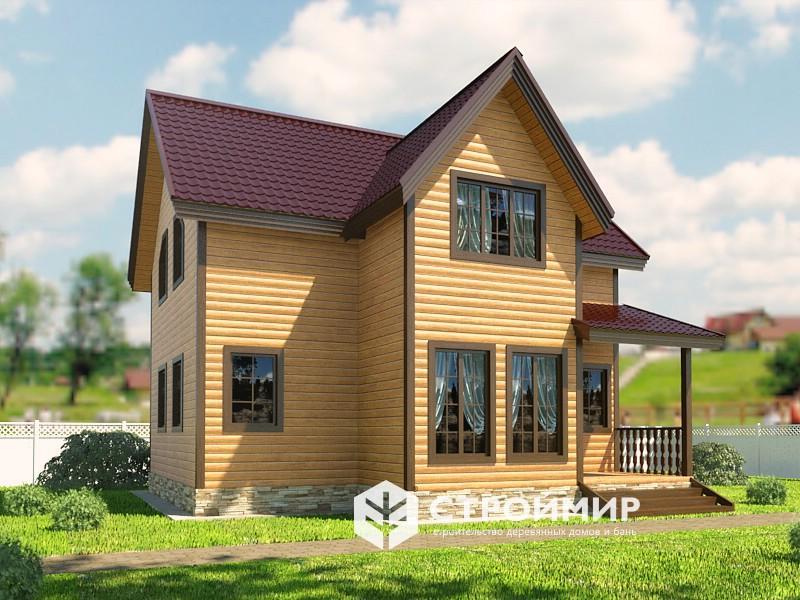 Проект дома (Д-117)