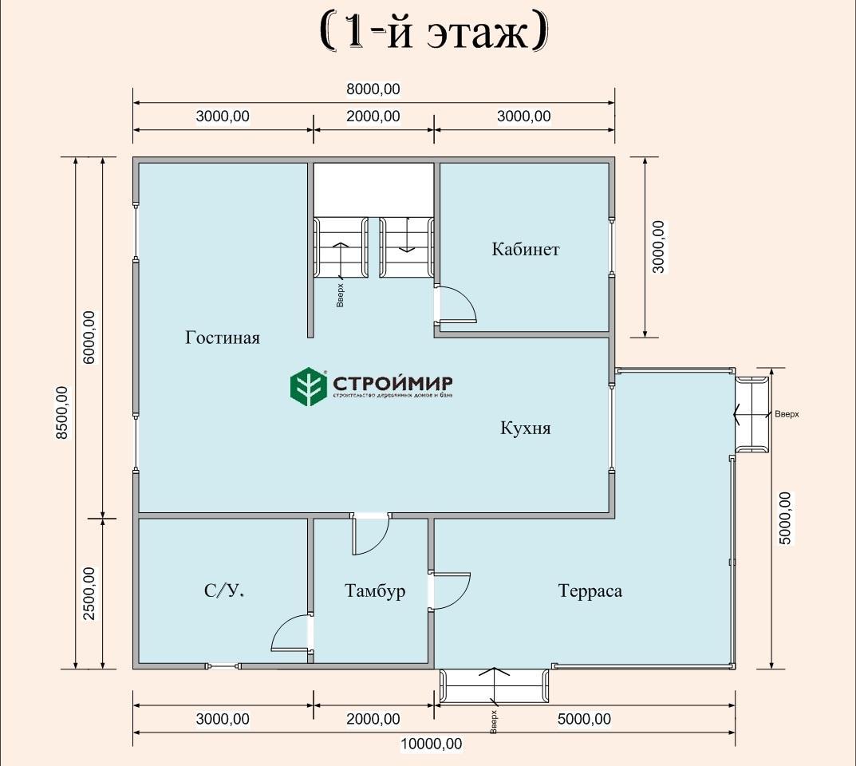 Проект дома (Д-112)