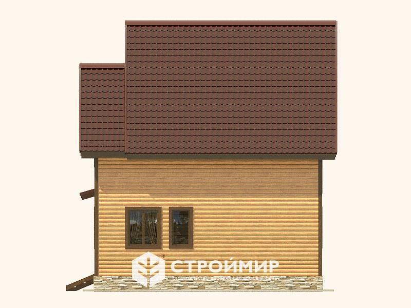 Проект дома (Д-115)