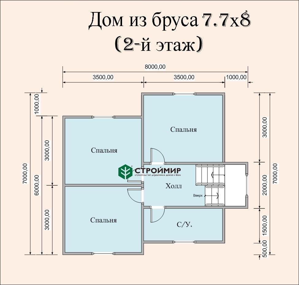 Проект дома (Д-116)