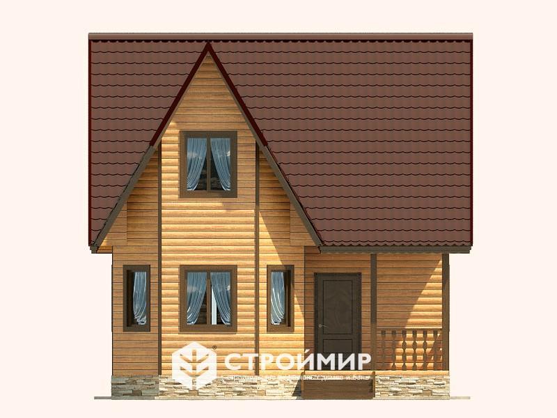 Проект дома (Д-118)