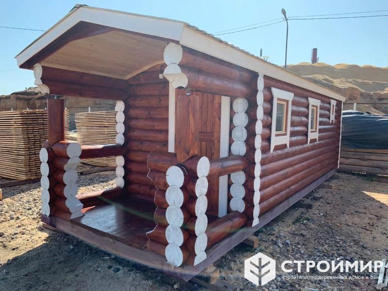 Баня с доставкой в Александровский район
