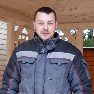 строитель Василий