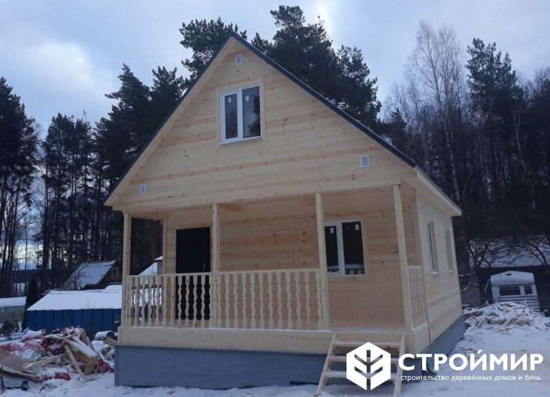 Каркасный дом в Мышкинском районе