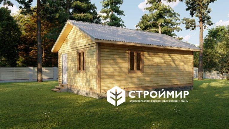 Дом в Захаровском районе