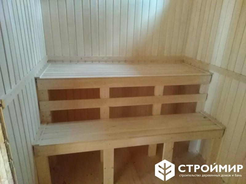 Баня 6х9 в Рузском районе