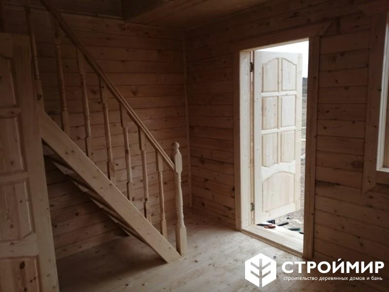 Дом из бруса в Одинцовском районе