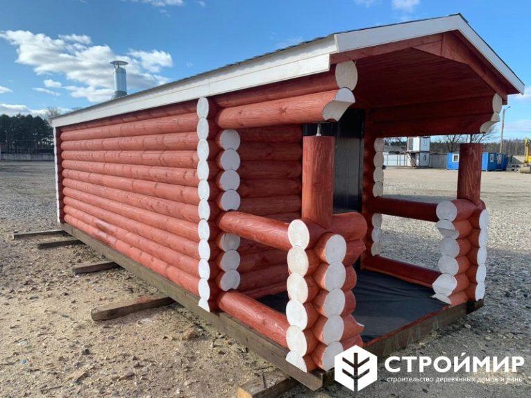 Готовая баня в Одинцово