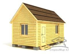 Проект дома 6х3