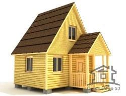 Проект дома 5х4
