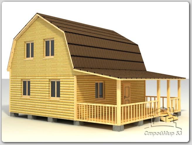 Построить Дачный Дом Под Ключ Во Владимире