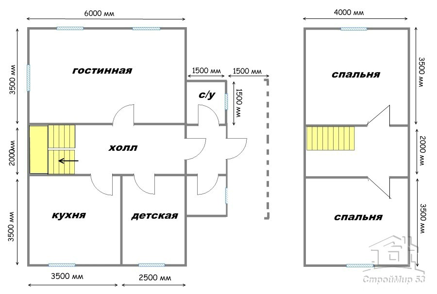 Дизайн интерьера и ремонт по дизайнпроекту